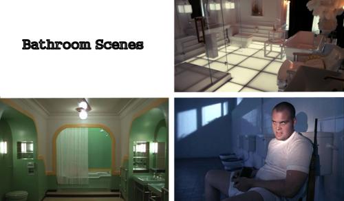 Bathroom Scenes