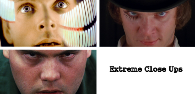 Extreme Close Ups